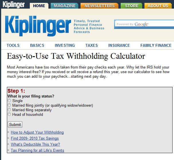 Kiplingertaxwithhold
